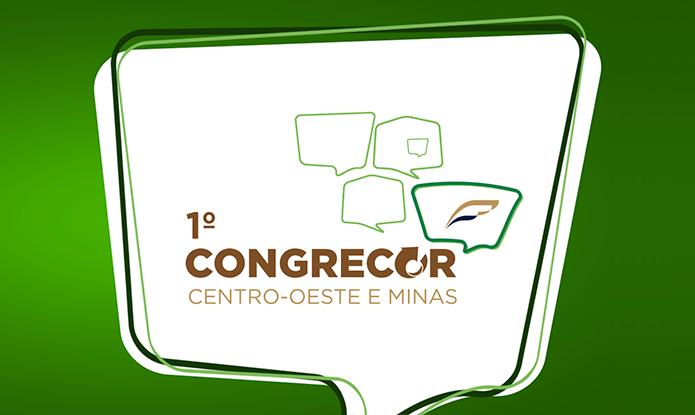 Estão abertas as inscrições para o 1º Congrecor