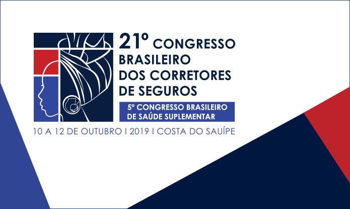 21º Congresso: pacote com descontos até 28/02
