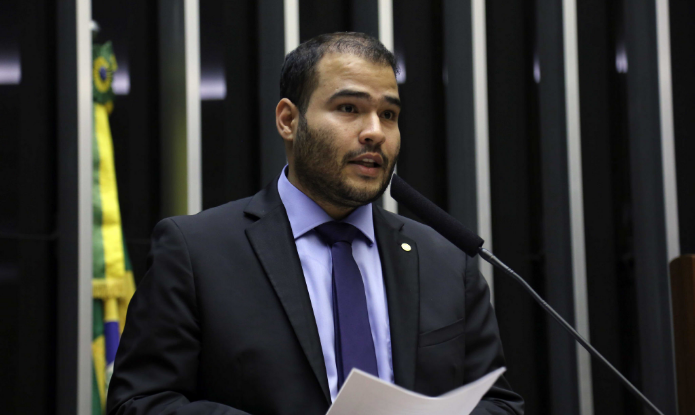 Lucas Vergílio será vice-líder do governo na Câmara